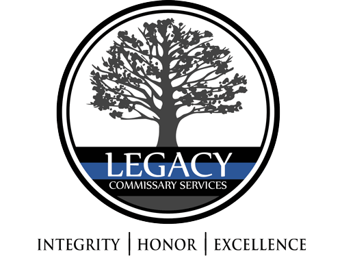 Legacy Commissary Services | Jail and Inmate Commissary Logo